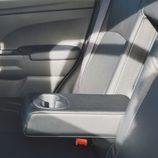 Prueba: Mitsubishi ASX - Apoyacodos central trasero