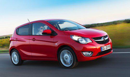 Opel Karl - side