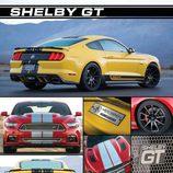 Shelby Mustang GT - Fotos promocionales
