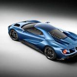 Ford GT concept Detroit 2015 - aérea