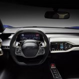 Ford GT concept Detroit 2015 - interior