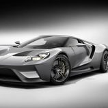 Ford GT concept Detroit 2015 - grey