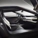 Ford GT concept Detroit 2015 - apertura