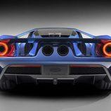 Ford GT concept Detroit 2015 - zaga