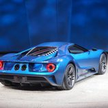 Ford GT concept Detroit 2015 - stand