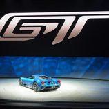 Ford GT concept Detroit 2015 - presentación