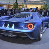 Ford GT concept Detroit 2015 - back