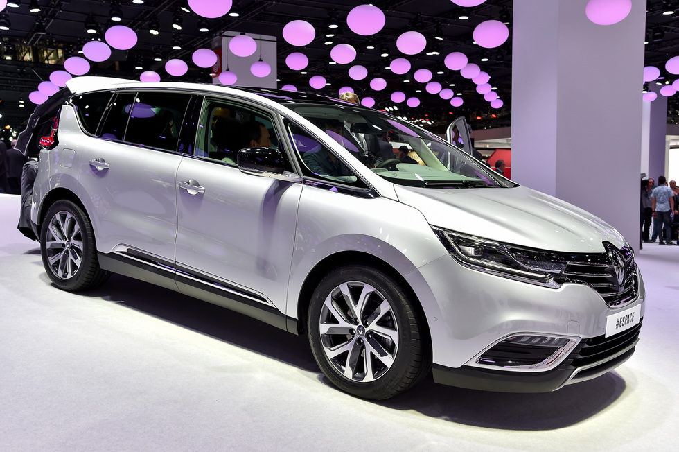 Renault Espace - side