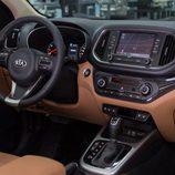 KIA KX3 - interior