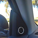 Prueba: Mitsubishi ASX - Pequeño altavoz