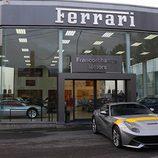 Ferrari F12 Berlinetta TdF - exterior