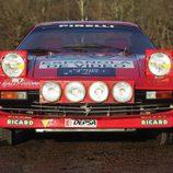 Ferrari 308 GTB Grupo B ex-Zanini - frontal