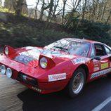 Ferrari 308 GTB Grupo B ex-Zanini - road