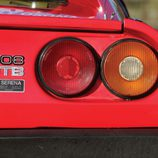 Ferrari 308 GTB Grupo B ex-Zanini - pilotos