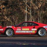 Ferrari 308 GTB Grupo B ex-Zanini - side
