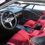 Ferrari 308 GTB Grupo B ex-Zanini - interior