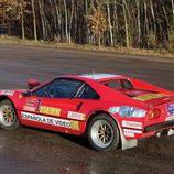 Ferrari 308 GTB Grupo B ex-Zanini - back