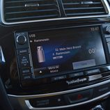 Prueba: Mitsubishi ASX - Pantalla multimedia