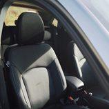 Prueba: Mitsubishi ASX - Detalle asientos delanteros