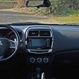 Prueba: Mitsubishi ASX - Tablero de abordo