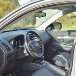 Prueba: Mitsubishi ASX - accedemos a su interior
