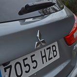 Prueba: Mitsubishi ASX - Detalle anagrama