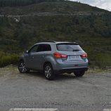 Prueba: Mitsubishi ASX - Rompiendo caminos