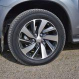 Prueba: Mitsubishi ASX - Llantas de 17 pulgadas