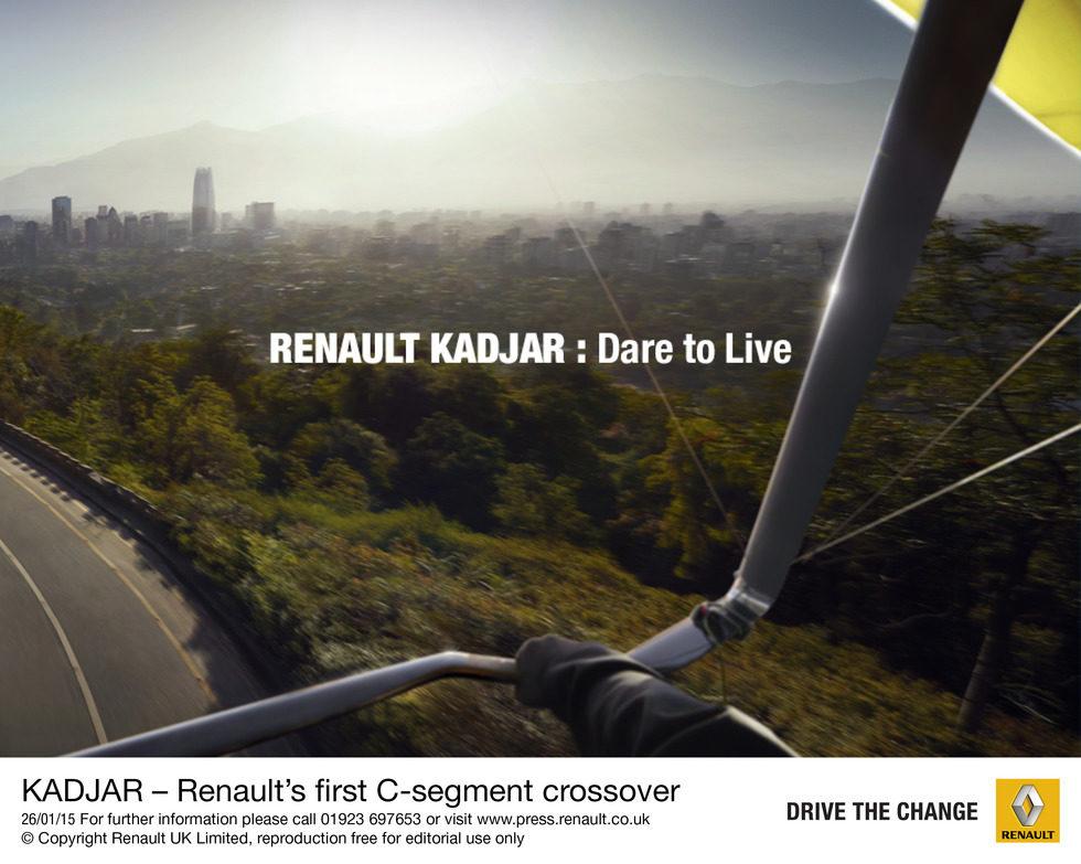 Renault Kadjar - teaser