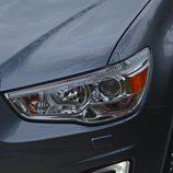 Prueba: Mitsubishi ASX - Faro delantero