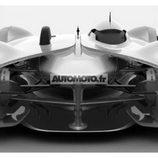 Renault Alpine Vision Gran Turismo concept - zaga