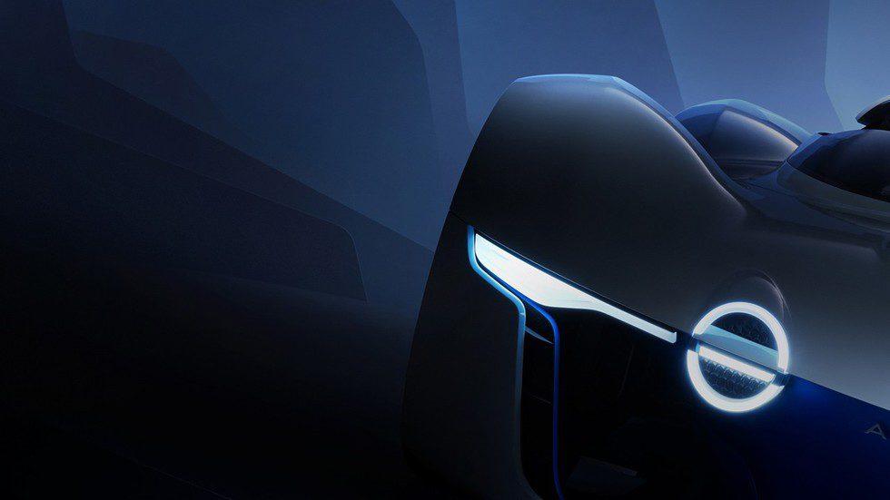 Renault Alpine Vision Gran Turismo concept - teaser