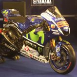 Primer plano Yamaha Lorenzo