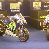 Nuevas monturas Yamaha MotoGP 2015