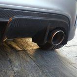 Fiat Abarth 695 Biposto - escapes
