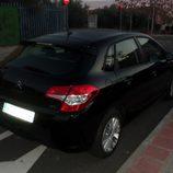 Citroën C4 e-HDi 115 2014  - backside