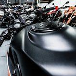 KTM RC390 - manillar