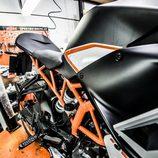 KTM RC390 - bastidor