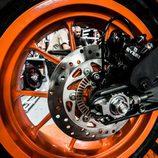 KTM RC390 - rueda