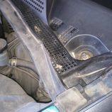Motor de los limpias