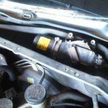 Limpiaparabrisas motor