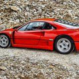 Ferrari F40 portada