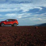 Renault Kadjar 2016 - Posibilidad de tracción 2WD y 4WD