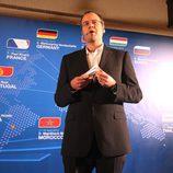 Richard Rodgers, FIA Media Delegate