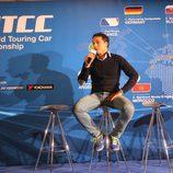 Stefano D'Aste, piloto de Münnich Motorsport
