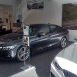 BMW Serie 4 Gran Coupe - tres cuartos frontal