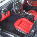 BMW Serie 4 Gran Coupe - puesto de conducción