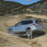 Contacto: Subaru Forester 2015 - A tres ruedas