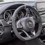 2015 Mercedes-Benz GLE 63 AMG - Detalle del volante