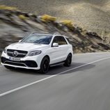 2015 Mercedes-Benz GLE 63 AMG - Frontal 3/4